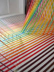 art made from tape