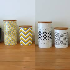 Pottery Canisters Kitchen 20 Canister Set For Kitchen Chefs Stoneware Canister Set Of