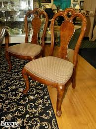 Thomasville Dining Room Chairs by Encore Furniture Gallery Thomasville British Gentry Dining Table 6