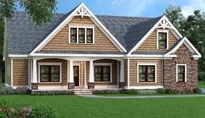 Two Story Craftsman House Plans House Plan 009 00072 Craftsman Plan 1 946 Square Feet 3