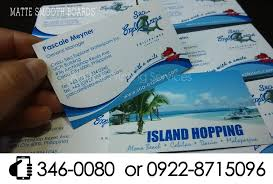 Calling Business Cards Affordable Calling Cards And Business Cards Printing Manila
