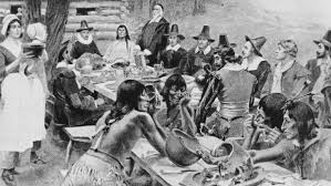 thanksgiving and indians what did the indians teach the pilgrims to plant reference com