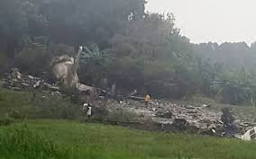 Image result for images of south sudan plane crash
