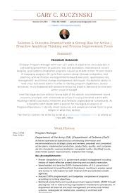 chief operating officer resume samples     useful materials for