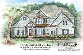pleasantcrest cottage house plan house plans by garrell