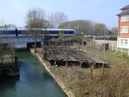 Rewley Road Swing Bridge
