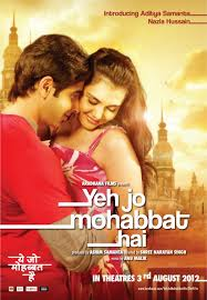 Yeh Jo Mohabbat Hai (2012) DM - Mohnish Behl, Rati Agnihotri, Farida Jalal and Mukesh Tiwari