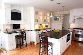 exciting black kitchen island with granite top u2013 radioritas com