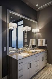 108 best bathroom lighting over mirror images on pinterest