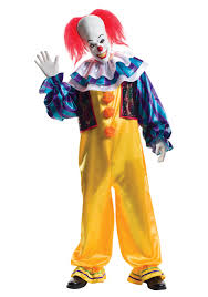 party city halloween costumes in stores grand heritage pennywise costume