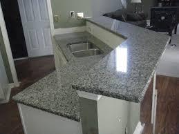 granite countertop renewing kitchen cabinets metal backsplash