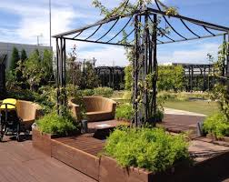 Rooftop Garden Ideas Roof Garden Ideas Home Interior Design Simple Simple At Roof