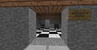 Kitchen Ideas Minecraft Building Tutorial How To Make A Nice Kitchen Minecraft Project