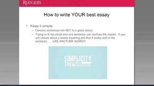 Attention Getters for Essays Types Examples Video Lesson All About Essay  Example Galle Co Rutgers Admission