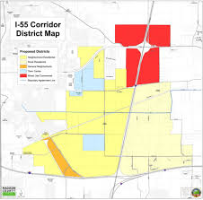 Us Circuit Court Map I 55 Corridor Plan
