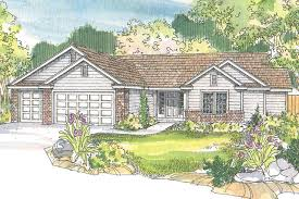 Ranch House Plan by Ranch House Plans Rollins 30 330 Associated Designs