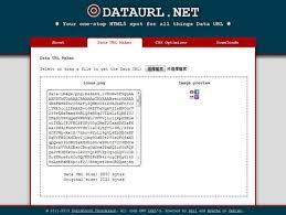 data URI scheme Data URL Maker