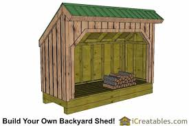 Plans For Building A Wood Storage Shed by 4x10 Shed Plans 4x10 Storage Shed Plans Icreatables Com