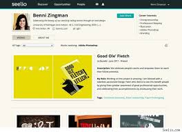 Search For Resumes Online by Death To The Resume Seelio Combines Online Portfolio And Job