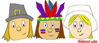 thanksgiving and indians cute thanksgiving indians clipart 42