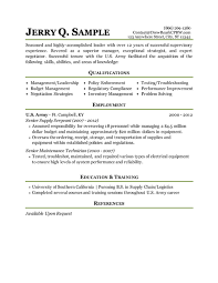 Sample Logistics Resume by Dazzling Military Resume Template 14 Logistics Resume Example