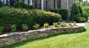 Retaining Wall Design Give Your Landscape Structure  Beauty - Landscape wall design