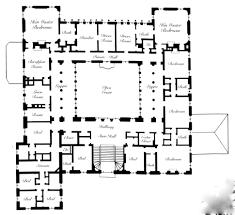 100 gothic mansion floor plans plan 40865wm optional game