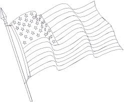 symbol american flag coloring page flags coloring pages of