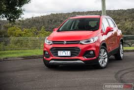 holden 2017 holden trax ltz review video performancedrive