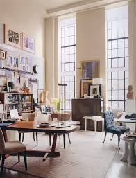 peek inside the offices of some of interior design u0027s most famous