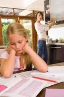 Does Homework Help or HURT  Parents      Complaints Prompt Changes at     Westchester Family