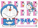Doraemon Doramini Dorami Giant Nobita Shizuka Suneo Dekisugi Mi-