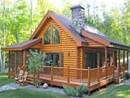 Wrap Around Porch Floor Plans Log Cabin House Plans With Porches
