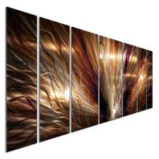 abstract home decor abstract metal wall art large zion by artist ash carl modern home