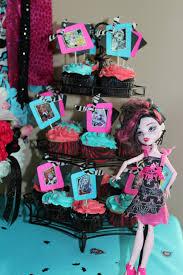 monster high party cami u0027s 6th birthday u2013 ellery designs