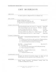 Resume For Nurses Free Sample by Rn Duties Resume Cv Cover Letter