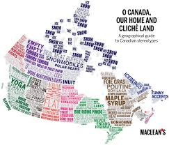 Political Map Of United States And Canada by Putting Canada On The Map