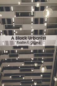 Cover Image The Black Urbanist