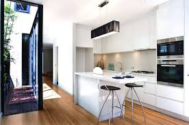 Long Kitchen Island Designs by Kitchen Island Contemporary Interior Design Mini Modern And
