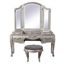 Vanity Stools With Wheels Amazon Com Pulaski Rhianna Vanity Stool Kitchen U0026 Dining