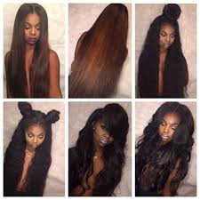 side part sew in hair pinterest hair style hair weaves and