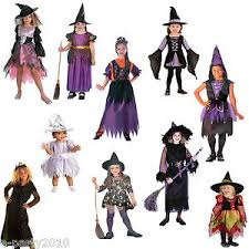 Teen Witch Halloween Costume Assorted Witch Halloween Costumes Child Teen Toddler Party