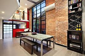 Interior Stylish Interior Design Transformed From Warehouse - Warehouse interior design ideas