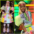 Nicki Minaj – Kids' Choice Awards 2012 | 2012 Kids' Choice Awards ...