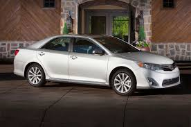 lexus warranty enhancement notification 2014 toyota camry reviews and rating motor trend