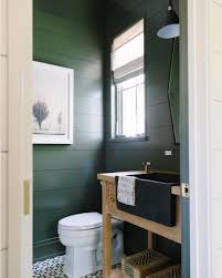 trend for 2017 dark green studio mcgee primary colors and wall
