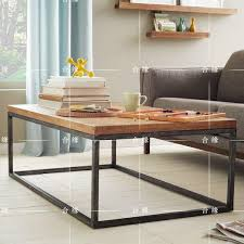 Retro Sofa Table by American Loft French Country Style Living Room Coffee Table