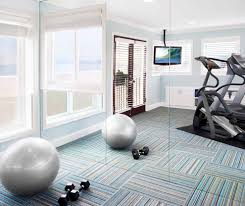 home gym flooring home gym traditional with collar ties exercise