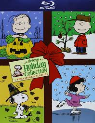charlie brown thanksgiving tv amazon com peanuts holiday collection a charlie brown christmas