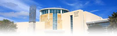 allen tx official website official website